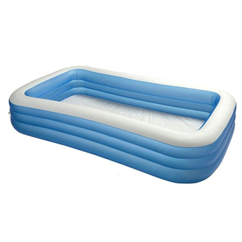 Intex 58484 Swim Center Inflatable Family Lounge Pool88 X 85 X 30
