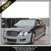 Car accessory fiberglass body kit for 04~12 Bently GT HM style