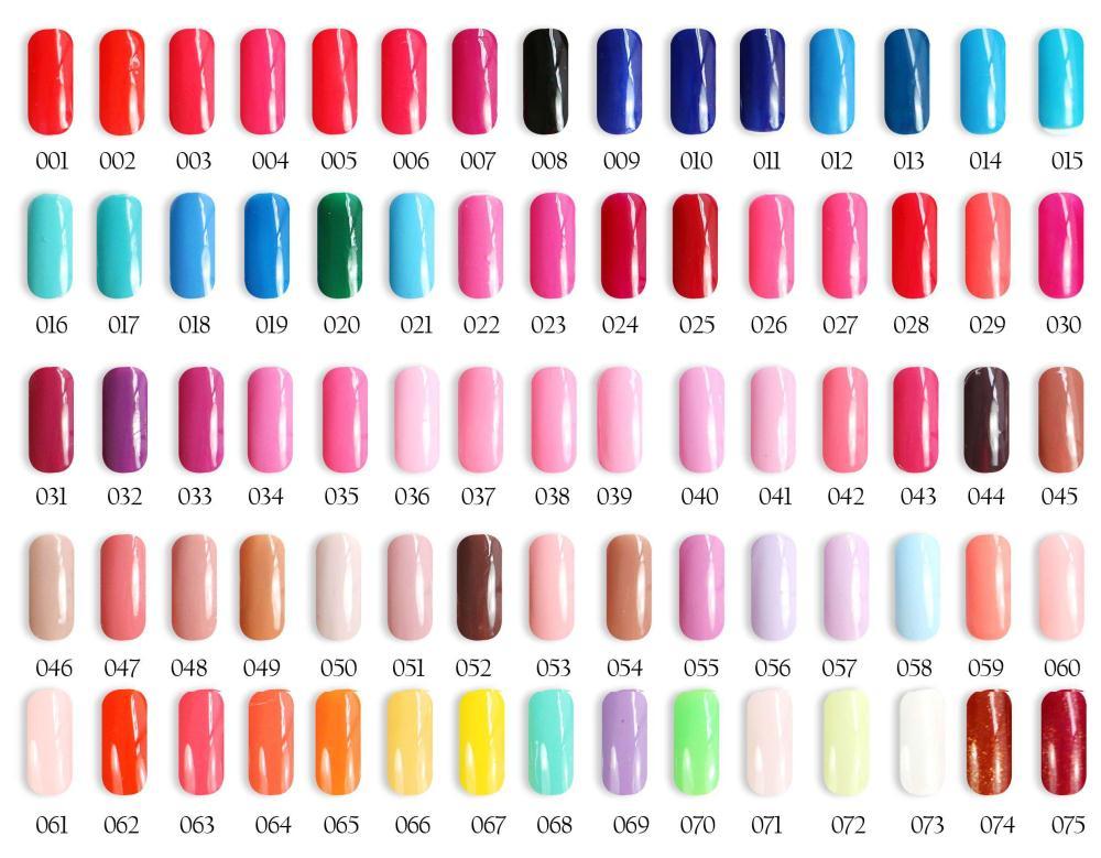 6pcs VEN Modern color UV Gel 15ml 233 colors for choice Feifan