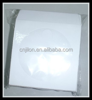 100 paper cddvd sleeves with window flap cd paper for 100 paper cd sleeves with window flap