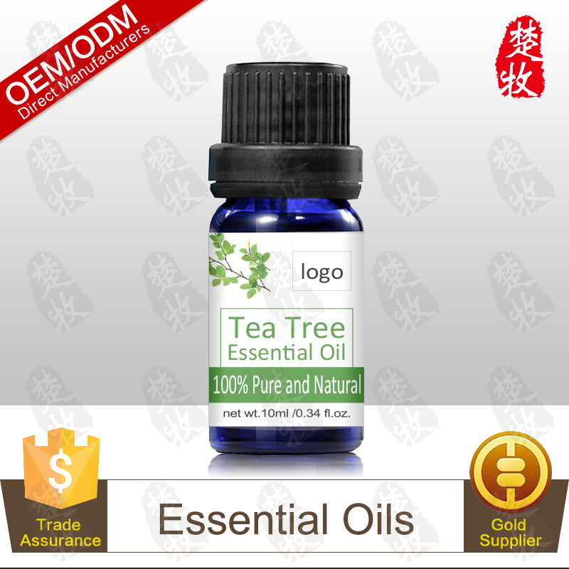 100% Pue and Organic Tea Tree Essential Oil 10ml Therapeutic Grade,Undiluted,Private Label