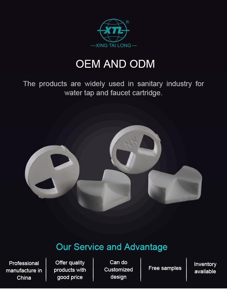 Faucet Valve Alumina Ceramic Discs factory supply