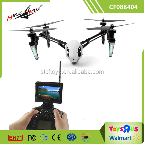 "Wltoys Q333 A 5.8G Cool RC Drone UFO 720P FPV with 4.3"" TFT Screen"