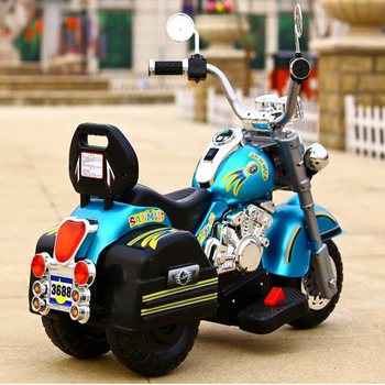 sports big toys baby plastic kids electric car 3 wheel motorcycle for big kids