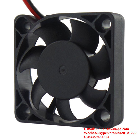 5V/12V/24V 40x40x10mm Free Standing Micro Square DC Axial Flow Fan DC Cooling Fan 4010