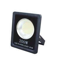 Waterproof round face outdoor 200 waterproof LED Flood Light