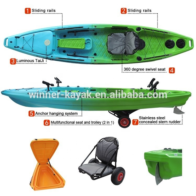 paddle boat rudder 3 or 5 seater !!!!!