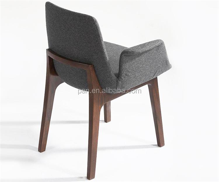 Replica hout benen eetkamer stoelen ventura dining arm stoel buy