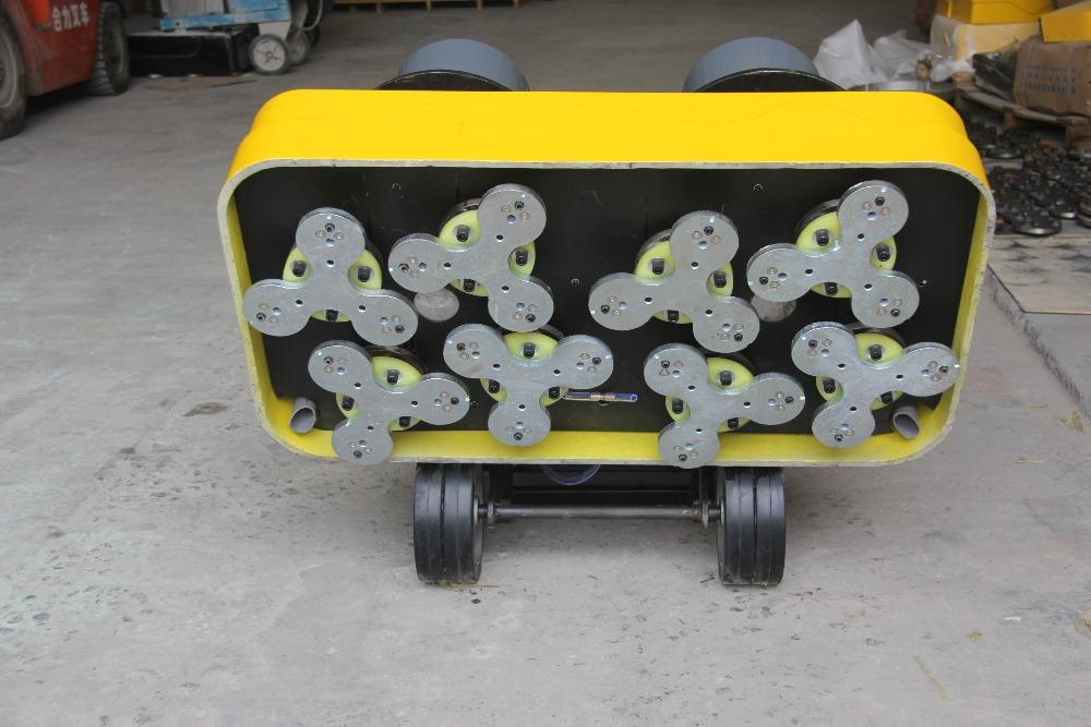 Ride On Concrete Terrazzo Floor Grinder Laser Leveler