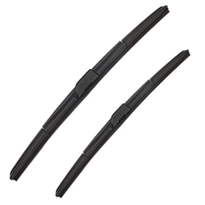 China double heated windshield wiper blade