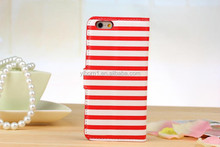 Wallet PU Leather Book Style Cover Case for iphone 6