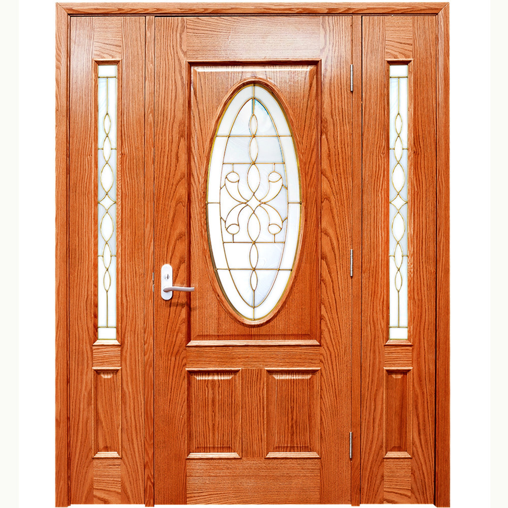 Cheap Price Modern Wooden Front Door With Good Quality Buy Modern