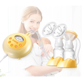 2018 newest design BPA free hospital grade electric breast pump