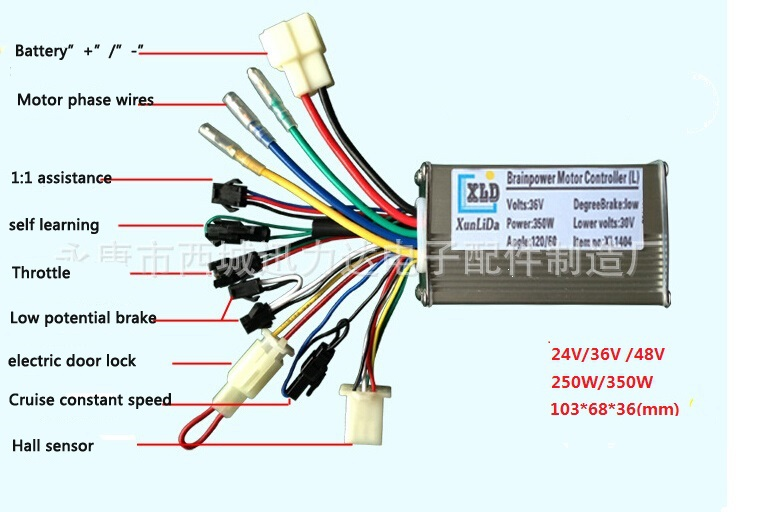 electric bicycle controller wiring diagram wirdig electric bicycle controller wiring diagram also electric scooter
