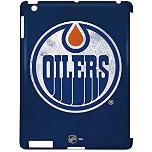 NHL Edmonton Oilers iPad 2&3 Lite Case - Edmonton Oilers Distressed Lite Case For Your iPad 2&3