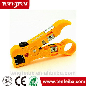 Electrical Tools Names Network And Equipment Hand Cable Stripper