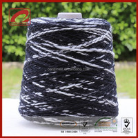 Fancy style AB color tape yarn and big-belly yarns with ready stock
