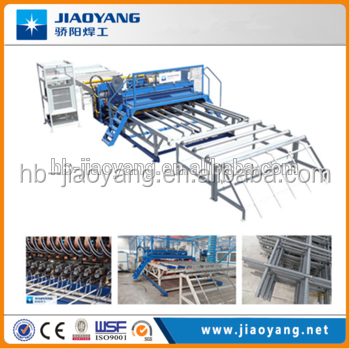 Jiaoyang reinforcing wire mesh making machine