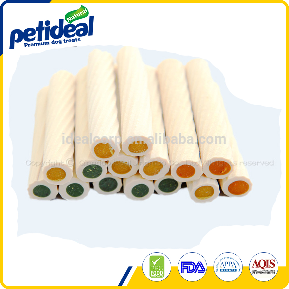 Hot-Selling high quality low price natural pet food dental dog chews
