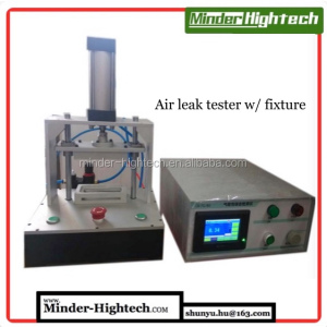 Air leak testing machine for auto parts
