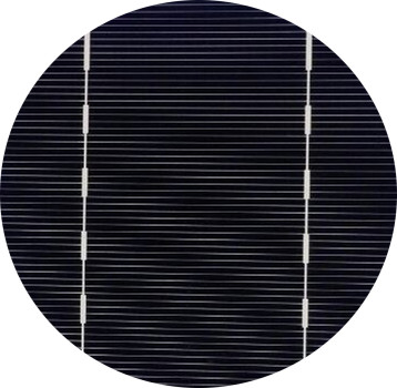 "2017 High Efficiency A grade 156mm x156mm 6"" 2BB/3BB 6 inch mono Solar Cell with competitive price for sale"