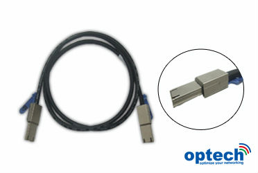 3Gbps and 6Gbps Mini SAS Cable DAC Direct Attach Copper Cable