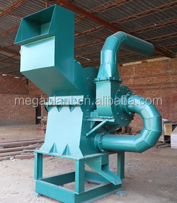 high efficication Aluminum can crusher/ Scrap Metal Shredder Machine