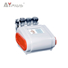 AYJ-827B multifunctional 5 in 1 cavitation rf slimming cavitation machine for face and body