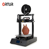 Factory Supplier auto leveling Ortur-4 LCD 12864 fdm 3D Printer High Precision 3d Printer Kit for 3D model