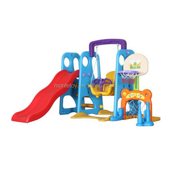 Baby Play Set Blowing Toy Equipment Kids Indoor Stair Slide - Buy ...
