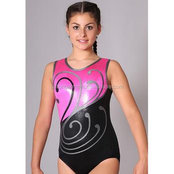 9bf31d2837c4 Paton Professional Custom Pretty Swirls Design Girls Sleeveless ...