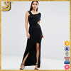 Wide Strap Off The Shoulder Evening Maxi Dress for women