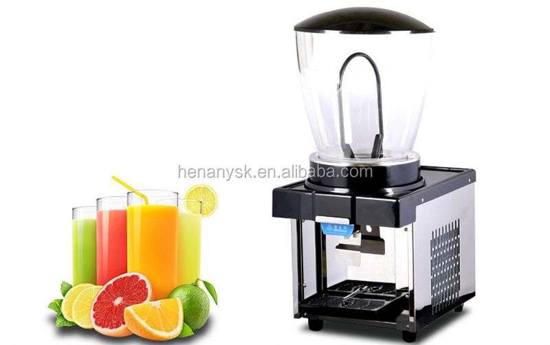PL-118AJ 18L Single Flavor Juice Cold Drink Dispenser Machine