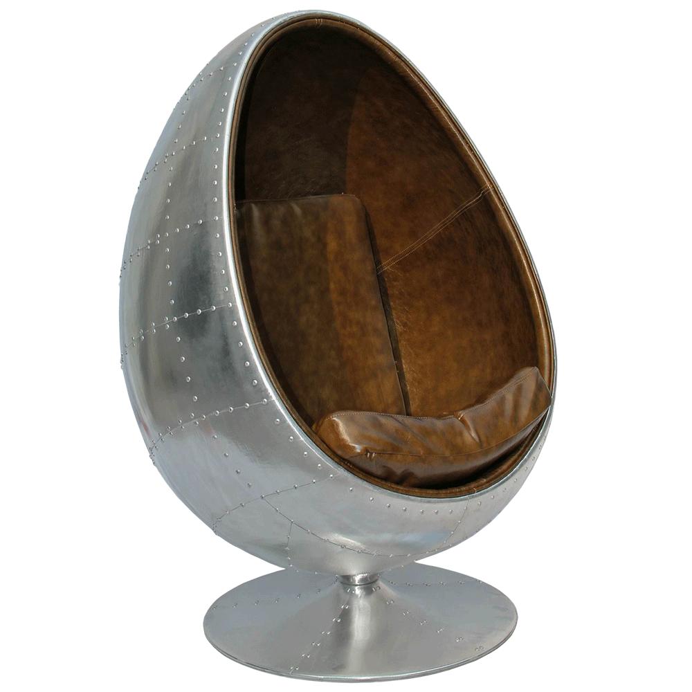 Beau Aviator Egg Pod Chair Aluminum Spitfire Egg Chair   Buy Oval Egg Chair,Vintage  Egg Chair,Spitfire Egg Chair Product On Alibaba.com