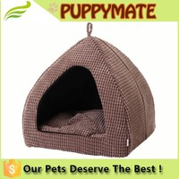 Dog House Pet Bed Products for Dogs Cage Cave Cat Kennel