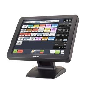 MapleTouch 15'' all in one computer/touch screen pos system