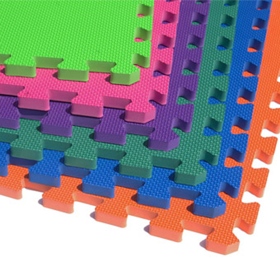 Heavy Duty Soft Gym Mat Eva Foam Interlocking Tiles Buy Nontoxic - Styrofoam floor mats