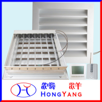 Automatic Ventilation Air Louver