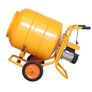 Electric type construction used 300L portable concrete mixer