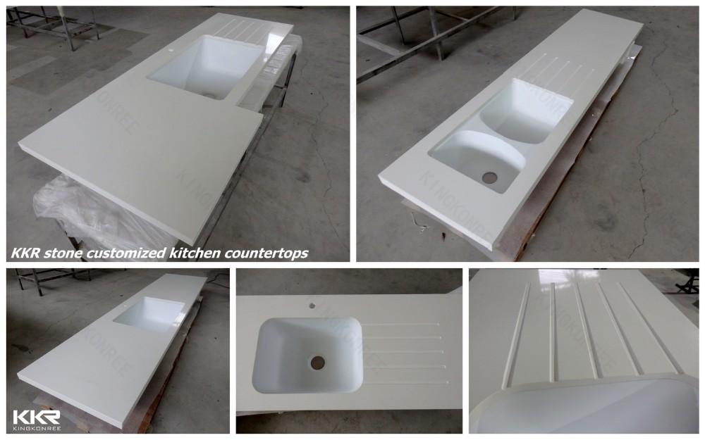 Sparkle White Quartz Paint Bathroom Kitchen Countertop - Buy Quartz ...