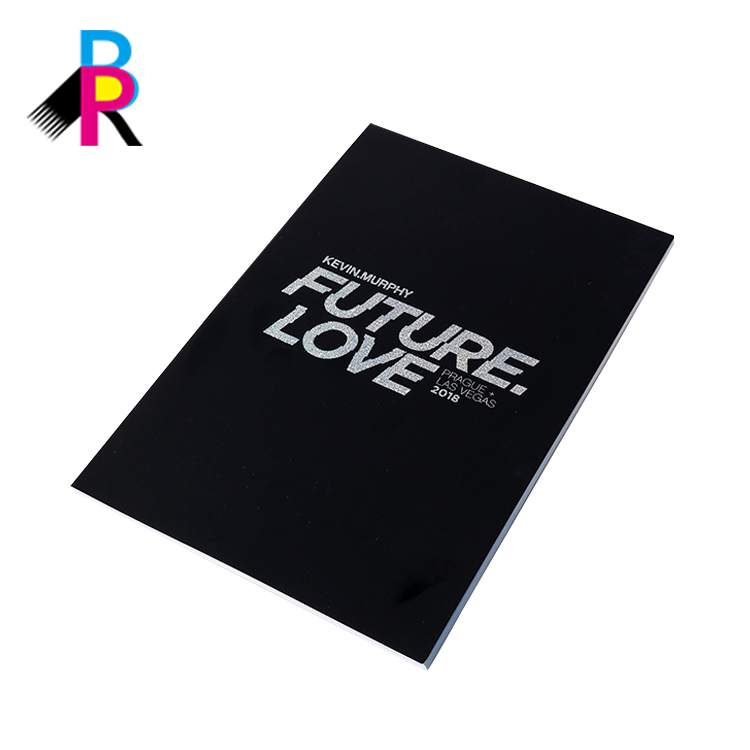 Custom Printing 80 Gsm Woodfree Paper Notepad Note Pads Memo Pads Letterhead with Foil Stamping
