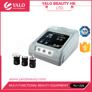 YL-R1206 Facial Massager 3Mhz Ultrasonic with 3 Heads For Beauty Salon