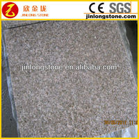 Flamed Stone G682 Rusty Yellow Granite