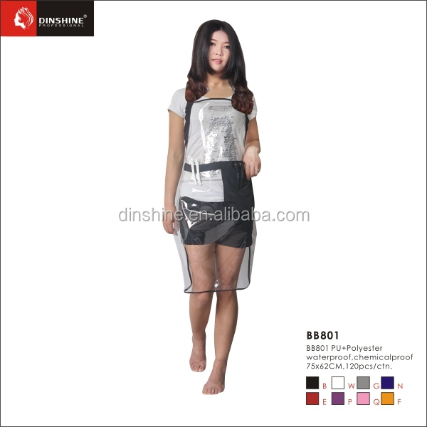 Woman In China Products Plastic Rubber Antistatic Apron