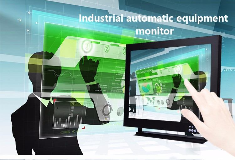 High Quality 22~58 inch 24 inch TFT LCD CCTV Monitor Industrial