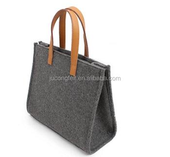 Wool Felt Bag Handmade