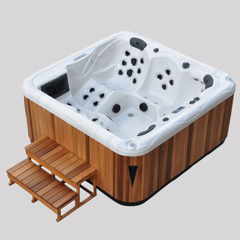 Galvanic Spa Jcs 62 With Above Ground Pool Cover Buy