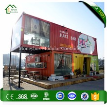 Professional Production Container Shop Design