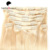 Bella Hair Extensions Real Human Hair Weave Remy Hair Extensions Clip in