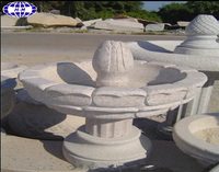 carving garden flower pot stone for sale